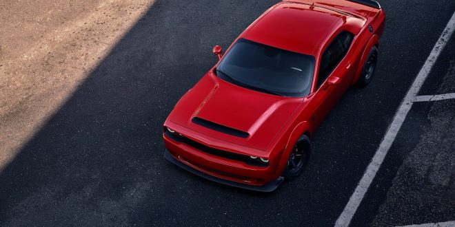 2018 Dodge Challenger SRT Demon Starts At $86,090