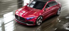 Is Mercedes-Benz Working On An 8-Speed Auto?