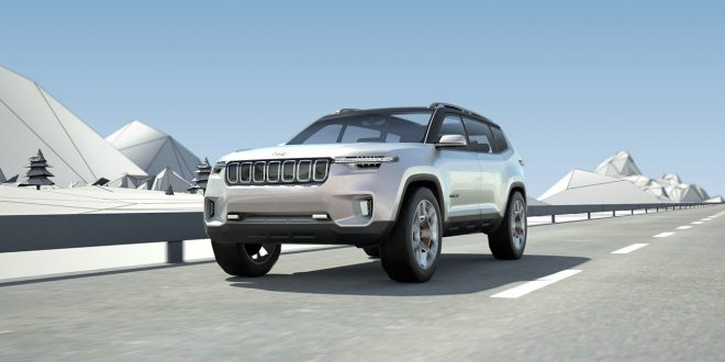 Jeep Yuntu Concept May Foreshadow Brand's Future