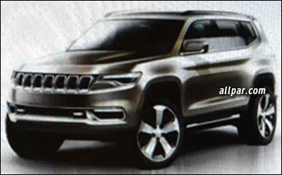 Photos Of Jeep Concept Leaks Online