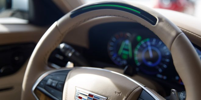 "Cadillac Announces ""Super Cruise"""