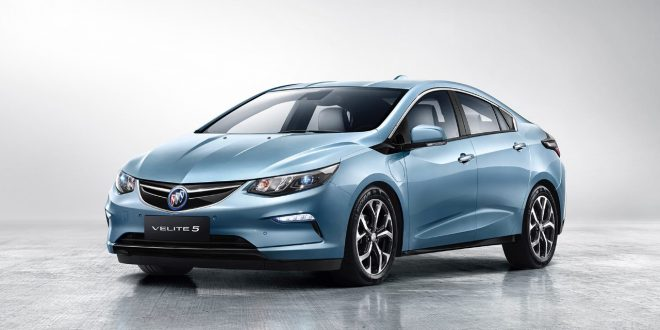 Buick Brings Chevrolet Volt To China