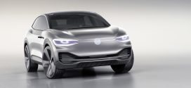 New Crossover Will Be Volkswagen's First EV In U.S.
