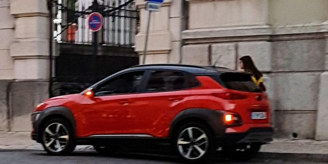 Hyundai Kona Reveal Happening June 13th