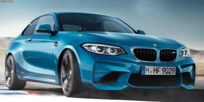 Refreshed BMW M2 Leaks
