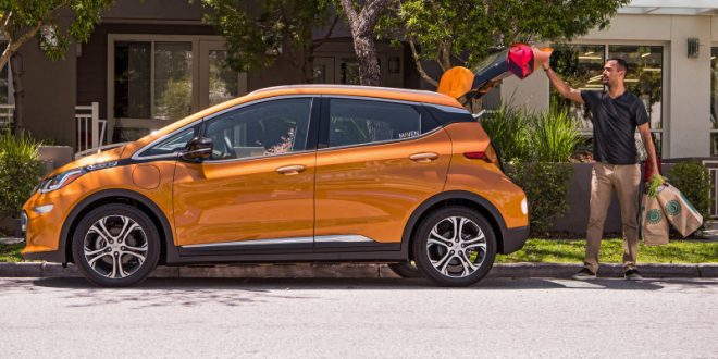 """GM's Maven Will Rent You A Car For your """"Gig"""""""