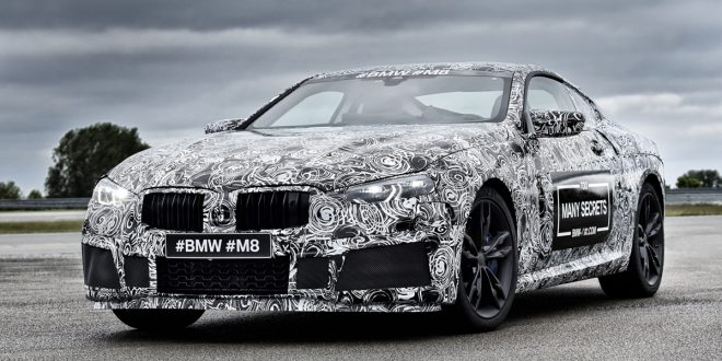 BMW Confirms New M8