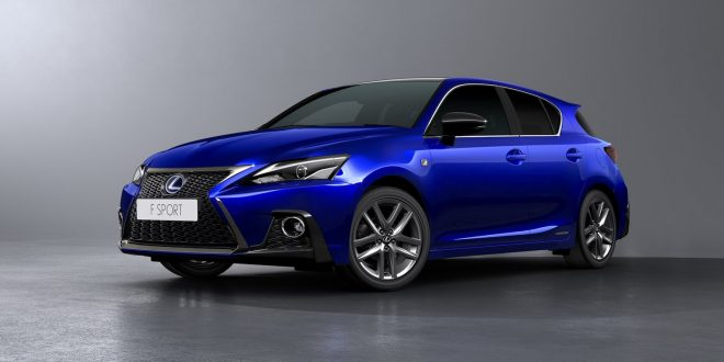 2018 Lexus CT 200h Updated; Dropped From U.S. Lineup