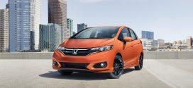 Honda Planning Fit Based EV Model