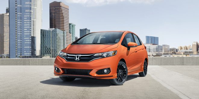 Honda Fits More Tech Into 2018 Fit
