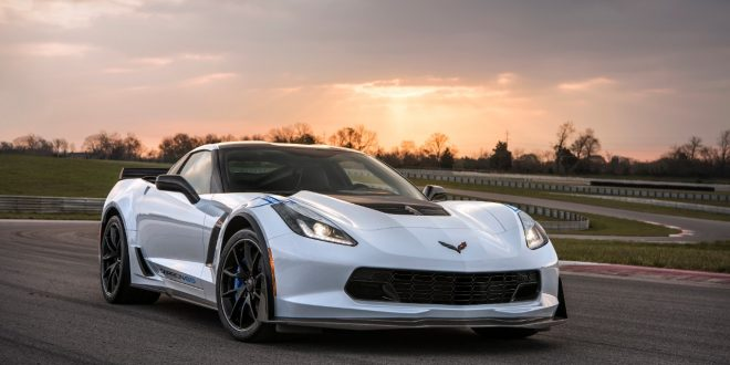 GM Halts Chevrolet Corvette Orders