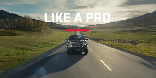 GMC Evolves 'Professional Grade' Marketing