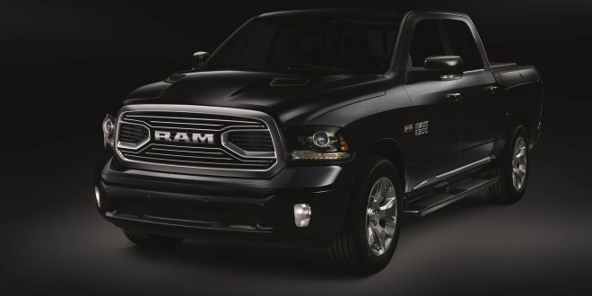 New Ram 1500 Will Debut In January