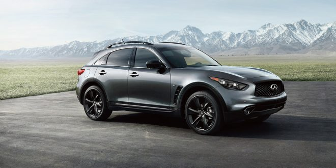 Infiniti Axes QX70 From Lineup