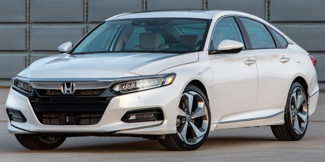 2018 Honda Accord Gains New Look, Ditches V6