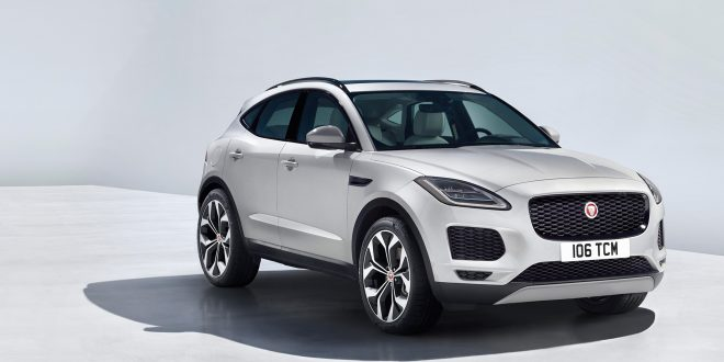 Jaguar Enters Hot Compact SUV Segment With 2018 E-Pace