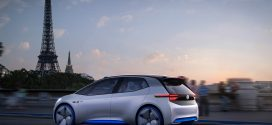 Next Volkswagen Golf, I.D. Electric Car Will Launch Concurrently