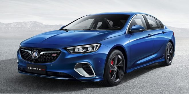 2018 Buick Regal GS Leaks Again