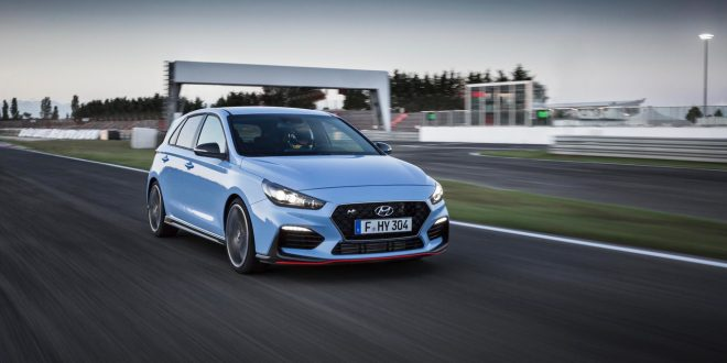 Hyundai's Hot Hatch: i30 N