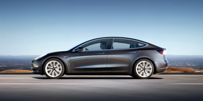 Performance Version Of Tesla Model 3 May Come Next Year