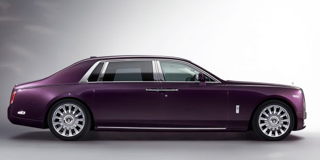 Rolls-Royce Rolls Out Eighth-Generation Phantom