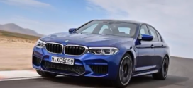 All-New BMW M5 Leaked
