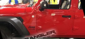 2018 Jeep Wrangler Leaked From Factory Floor