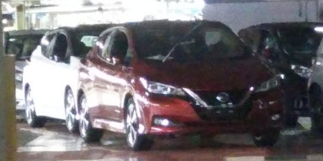 2018 Nissan Leaf Leaks Out Again