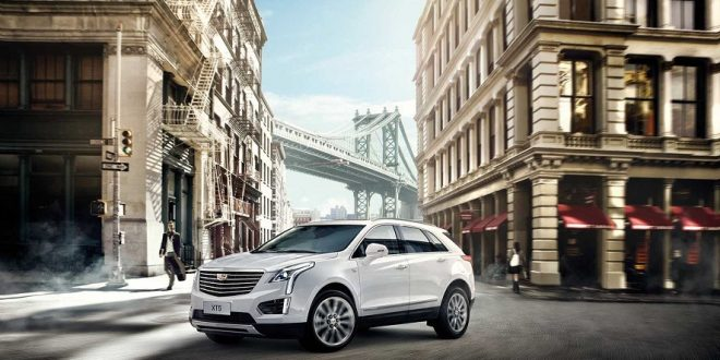 Cadillac XT5 Gains Mild Hybrid System In China
