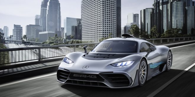 Mercedes-AMG One Reportedly Delayed