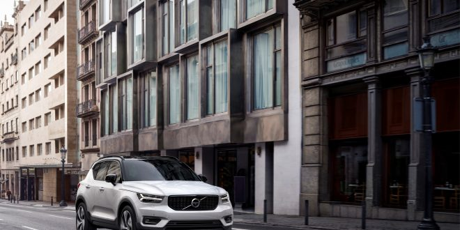 Volvo XC40 Achieves 31 MPG Highway Rating