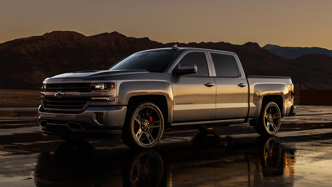 Chevrolet Supercharges Silverado for SEMA | AutoVerdict