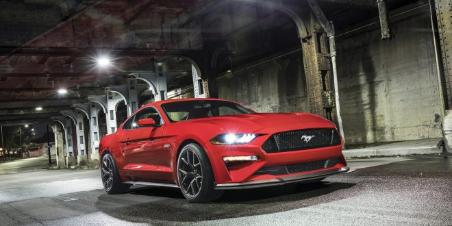 Ford Mustang Hybrid Rumored to Pack 400 HP