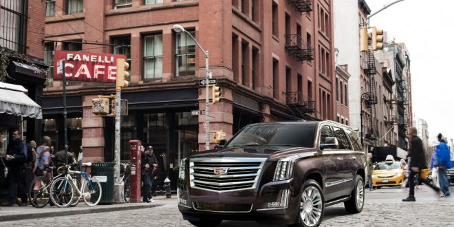 Report: Next Cadillac Escalade to Offer Multiple Engines