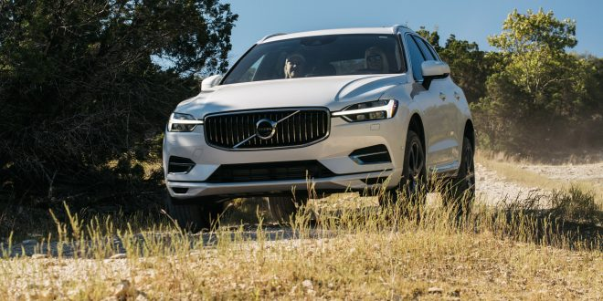 First Drive: 2018 Volvo XC60 is a Quick Swedish Escape