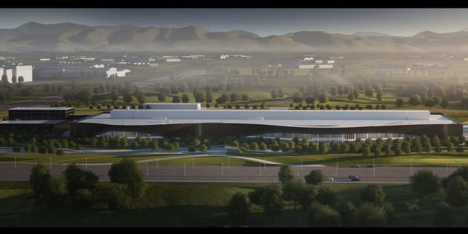 Polestar Breaks Ground at First Assembly Plant