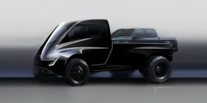 Musk: Tesla Planning Electric Pickup Truck