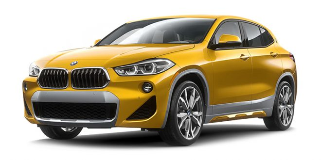 Front-Wheel Drive BMW X2 Coming to U.S.