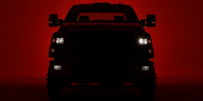 Chevrolet Previews Upcoming Silverado Medium Duty Trucks