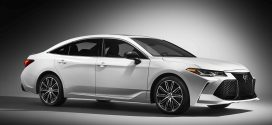 5th Generation Avalon Debuts With Lexus Inspired Face