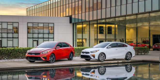 2019 Kia Forte Brings Stinger Looks to Compact Segment