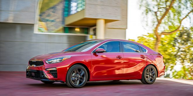 """More Exciting"" Kia Forte in the Works"