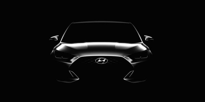 Hyundai Removes Most Secrets With Veloster Teasers