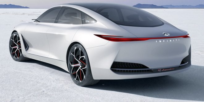 Infiniti Q Inspiration Sedan Previews Brand's Future Styling