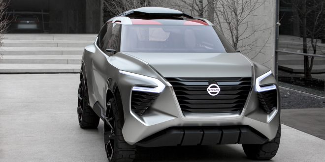 Nissan Previews Future Design With Xmotion Concept