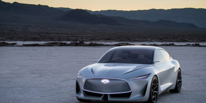 Infiniti Previews Next Q70 with Q Inspiration Concept