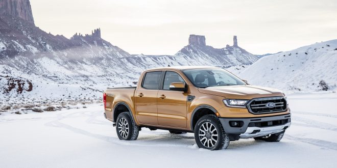 Ford Ranger Configurator Accidentally Goes Live