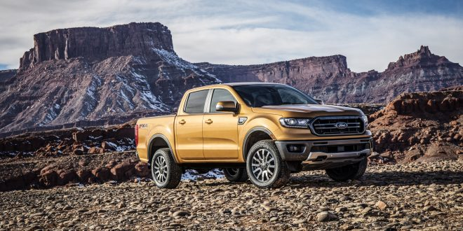 Details Emerge Regarding Rumored Small Ford Pickup