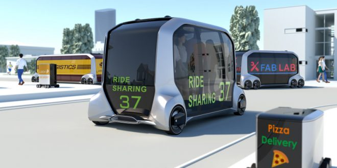Multiple Automakers Join Toyota's Self-Driving Venture