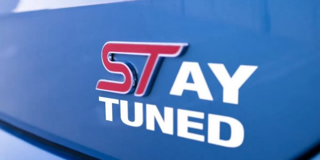 Ford Performance Teases new ST Model Ahead of Detroit